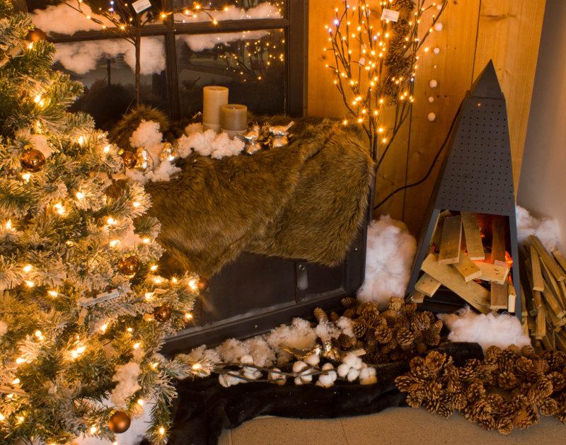 Kerstboom en decoratie huren