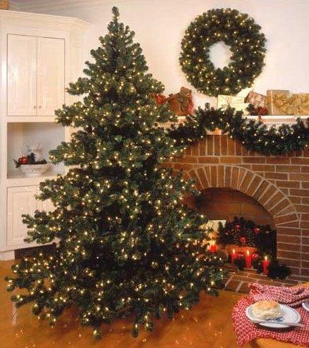 A d c versierde kerstboom verhuur kerstimpressies for How to decorate the best christmas tree