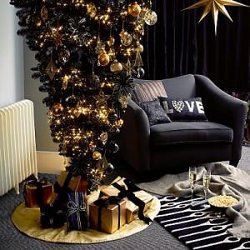 Kerstimpressie kerstdecoratie