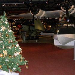 Impressie luchtvaartmuseum